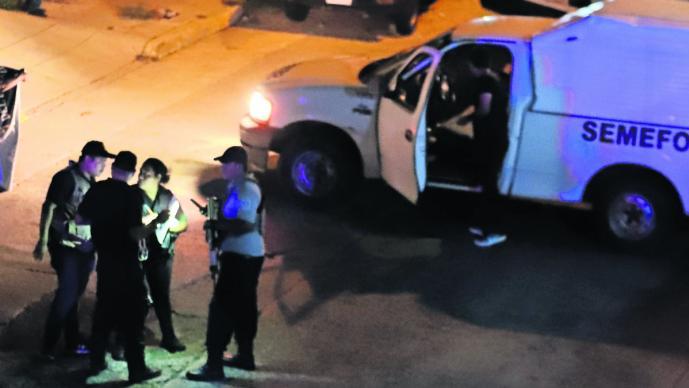 balacera matan abaten ladrones enfrentamiento acapulco guerrero