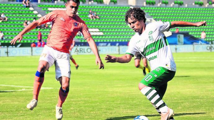 zacatepec tamaulipas partido juego remontan marcador torneo de ascenso futbol mexicano