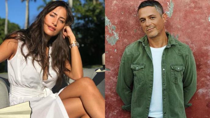 alejandro sanz desmiente relación cubana rachel valdés asistente novia
