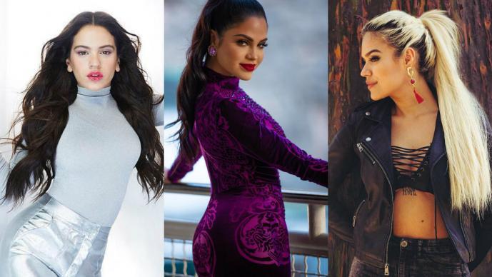 Diosas del reggaeton