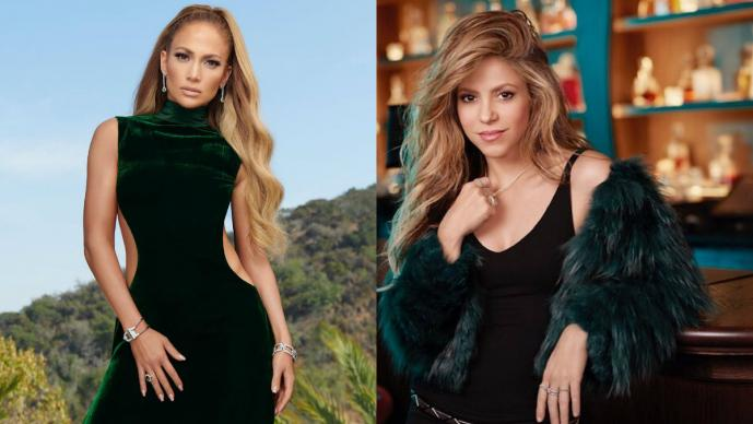 Jennifer Lopez Shakira Super Bowl LIV