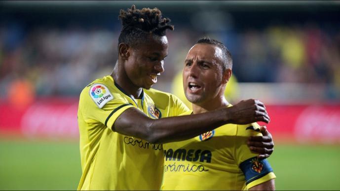 Villarreal aplasta al Betis con mexicanos en la cancha