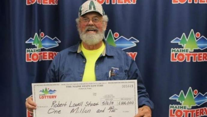 hombre ha ganados dos veces lotería vive en remolque fortuna estados unidos