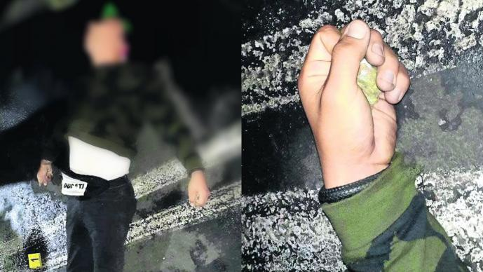 asesinan comerciante altar de la santa muerte marihuana gustavo a madero