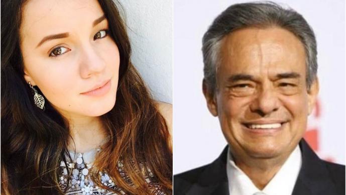 sarita sosa hija josé josé fotos muerte fallecimiento instagram padre e hija