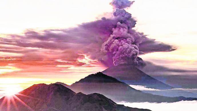 volcanes emiten carbono ser humano científicos