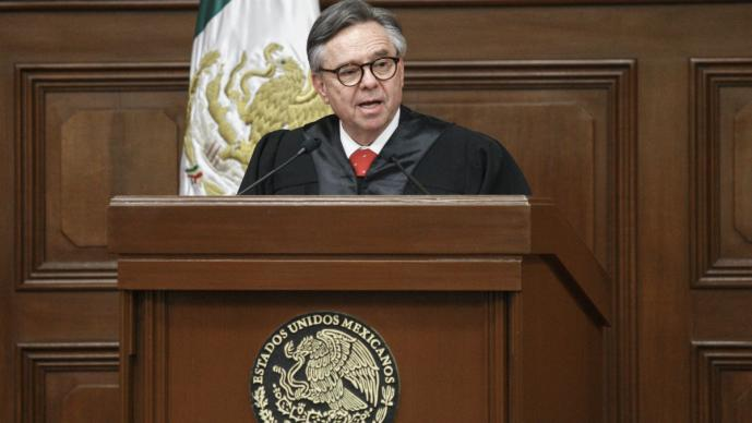Eduardo Medina Mora renuncia Suprema Corte Justicia