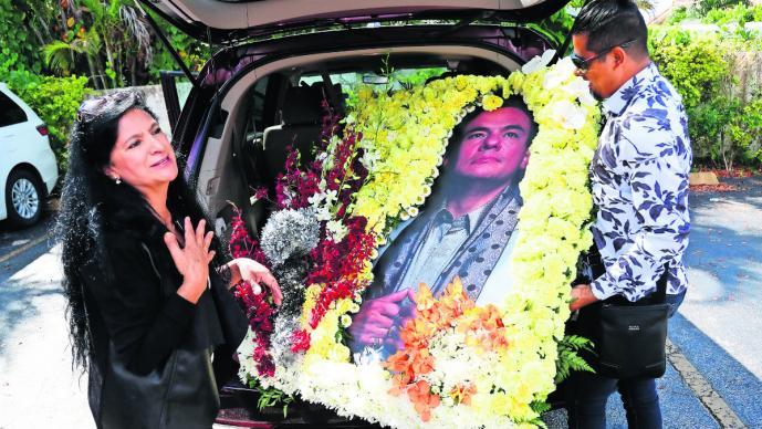 funeral de josé josé miami estados unidos
