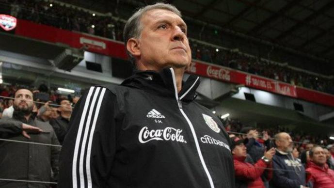 gerardo martino tata analizará jugadores futbolistas jóvenes liga de naciones selección mexicana futbol mexicano