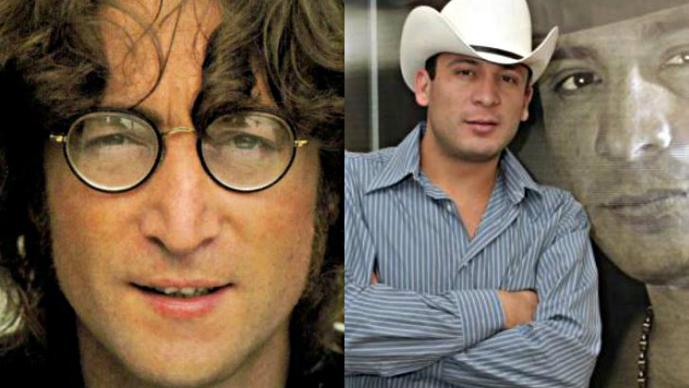 John Lennon  Valentín Elizalde asesinos artistas musica selena brando lee diana
