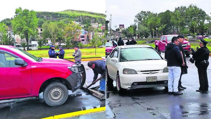 Irregularidades infracciones grúas Toluca