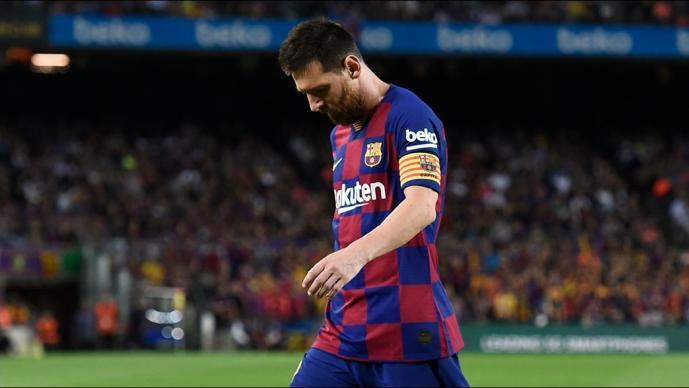 Messi admite que quiso dejar al Barcelona