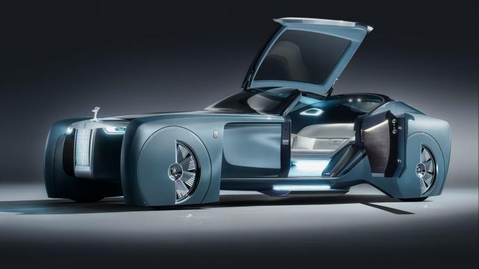 Automóvil futuro