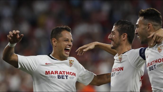 Sevilla cancela los amistosos contra Pumas y América