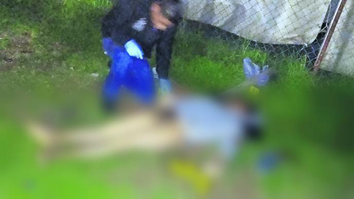 asesinan a hombre en cda de iztapalapa homicidio