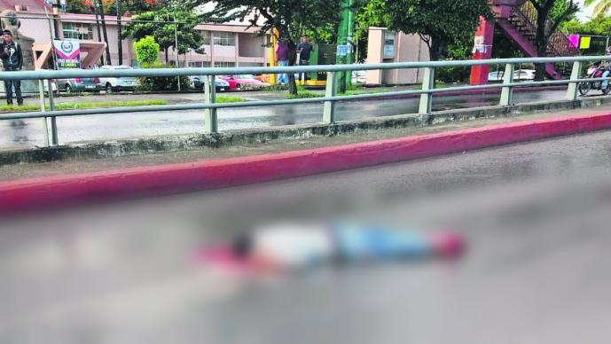 Repartidor pizza muere Morelos