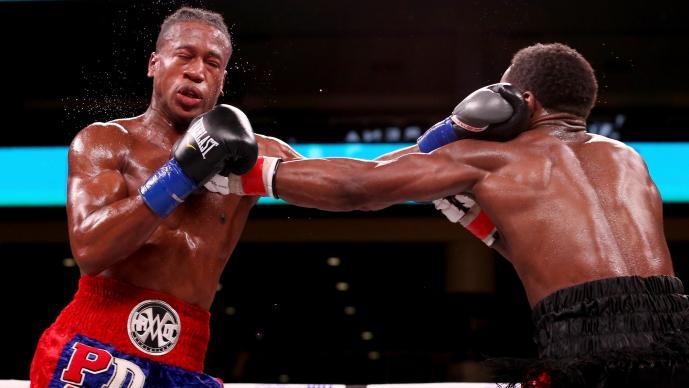 Patrick Day, en estado crítico tras sufrir un brutal KO de Conwell