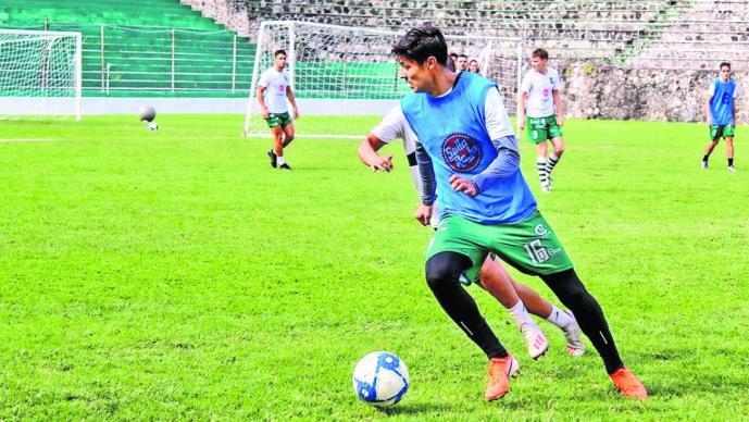 ZACATEPEC  fútbol morelos