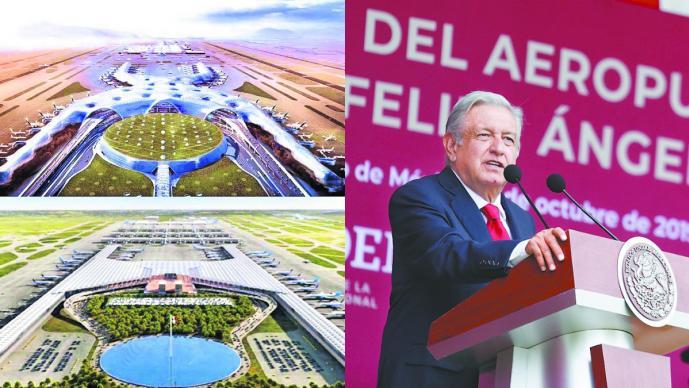 Aeropuerto General Felipe Ángeles AMLO