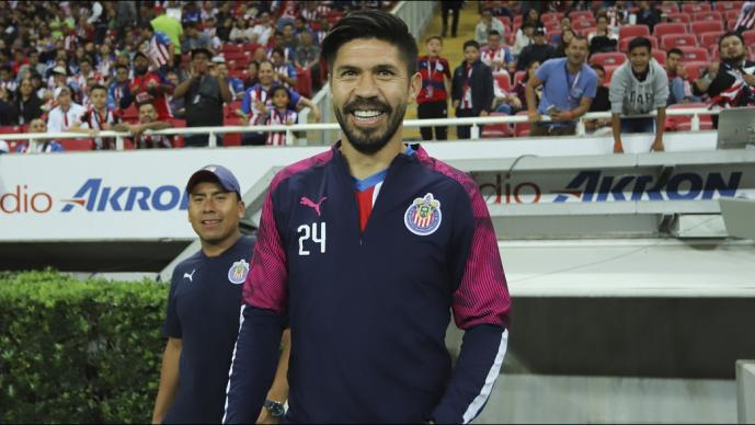 Pudimos mostrar que el futbol es de honor: Oribe Peralta