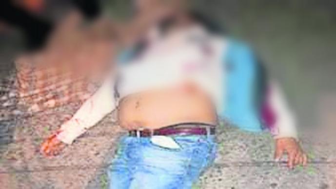 muerto balacera ladrones policía dispara mata ratero cuajimalpa