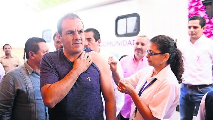 Morelos vacunas influenza