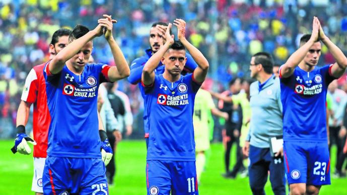 Roberto Alvarado Cruz Azul Europa