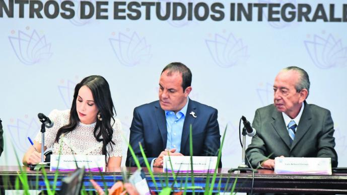 Educación integral Morelos