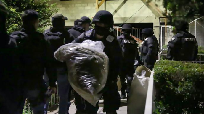 detenidos liberados operativo tepito ciudad de mexico investigan policias cdmx