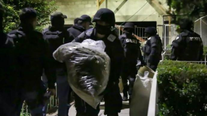 Detenidos operativo Unión Tepito fiesta