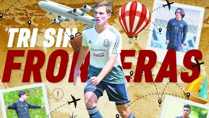 tri sin fronteras selección mexicana futbol internacional