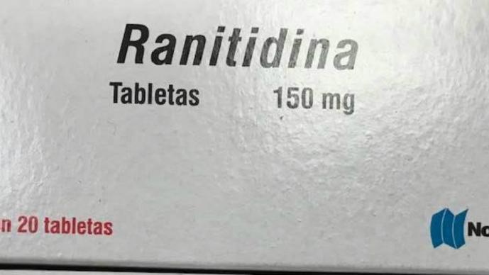 Ranitidina cáncer