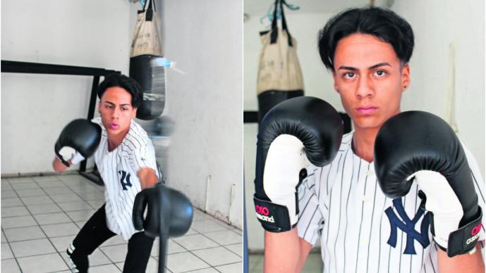 escuela box amateur colonias confictivas problemas pandilleros drogadicción alcoholismo