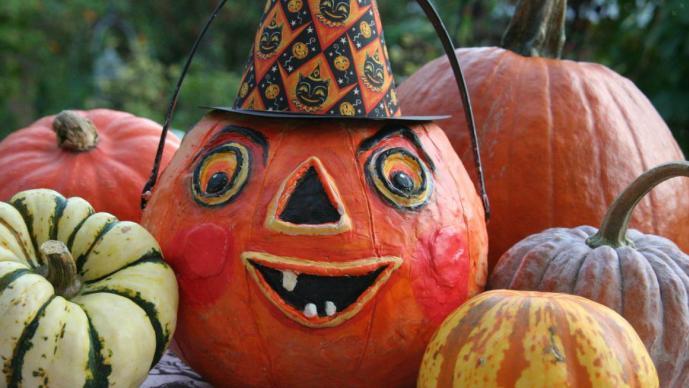 31 celebración halloween