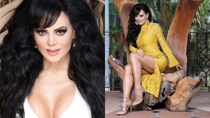 Maribel Guardia monstruosa bikini