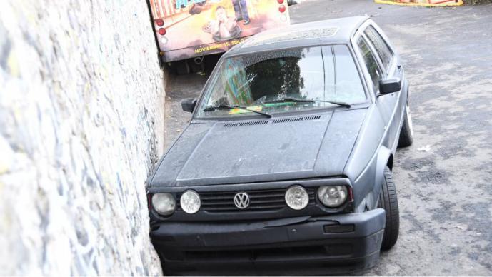 ejecutan balazos hombre balazo en el ojo dentro de un auto magdalena contreras cdmx