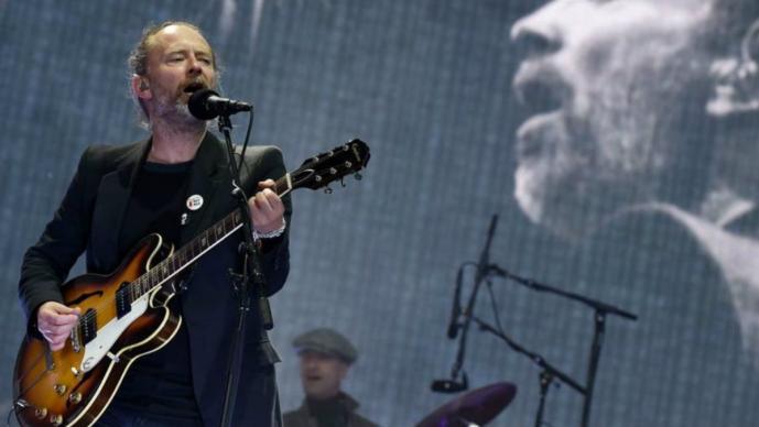 thom york dará dos conciertos en México 2020