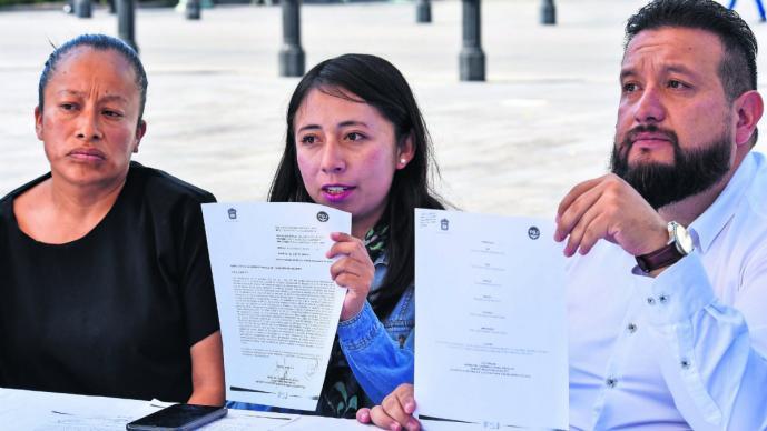 Activista ambiental denuncia profesor UAEM