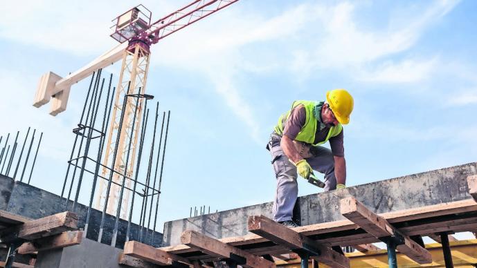Derechos trabajadores construcción