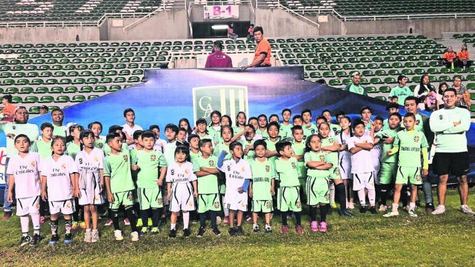 Búfalos de Fútbol Cañeros del Zacatepec