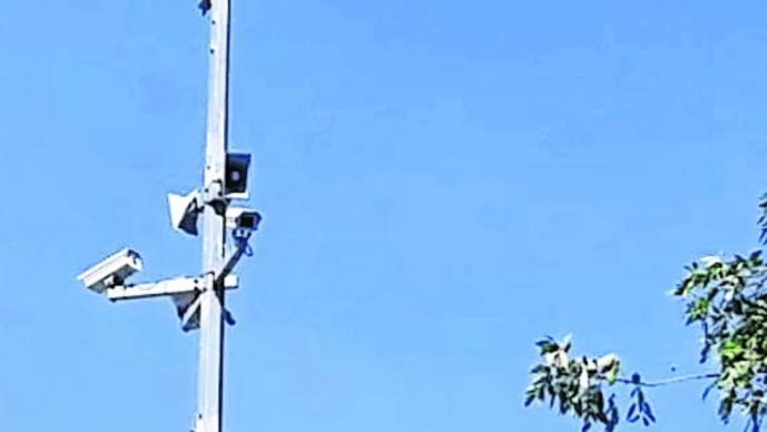 Ciudadanía detecta fallas en los altavoces de Metepec, Edomex