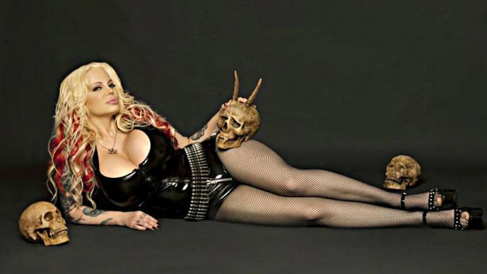 Sabrina Sabrok símbolos Diablo brujería