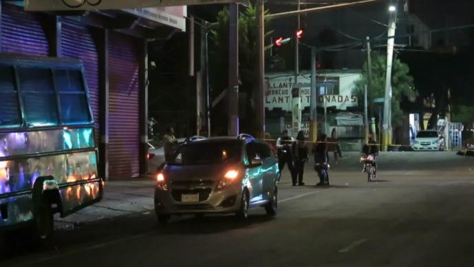 Tiroteo en Nezahualcóyotl muere conductor