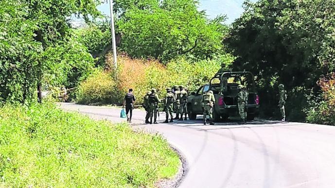 mando único sujetos armados se enfrentan balazos tlaltizapán morelos
