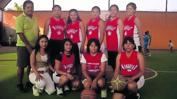 lupita lechuga deporte amateur basquetbol