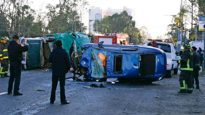accidente mexico toluca estado de mexico muerte ebrio