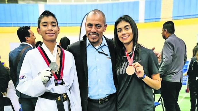 Morelos taekwondo Jalisco