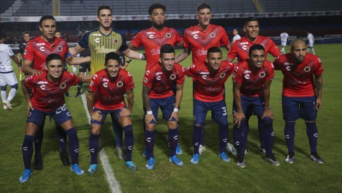El equipo del Veracruz