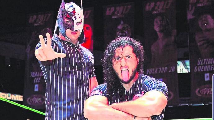 ¡Estreno Regio! Tras dejar el CMLL, Rush y Dragón Lee debutarán en Triplemanía