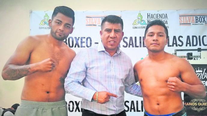 Luis Montelongo y Alberto Pérez combaten las adicciones a través del boxeo, en Ecatepec